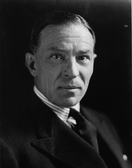 Emboldened cause: Sir Robert Vansittart, 1930. (Getty Images)