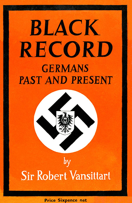 Cover of Black Record, 1941. (Lebrecht/Alamy)