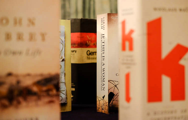Some of the shortlisted books