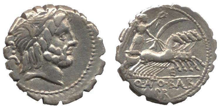 Quintus Antonius Balbus (c. 82-83 BC)