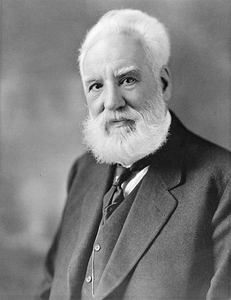 To ask the value of speech is like asking the value of life.' Alexander Graham Bell, inventor of the telephone and advocate of deaf education.