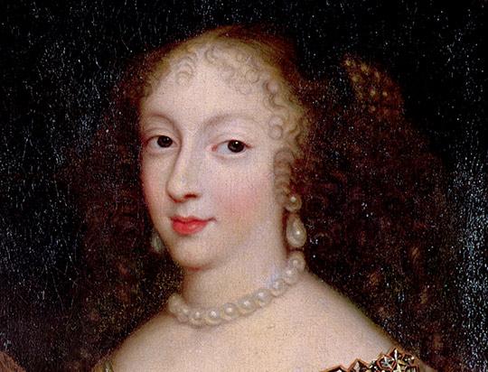The Mysterious Death of Henriette, Duchesse d'Orléans