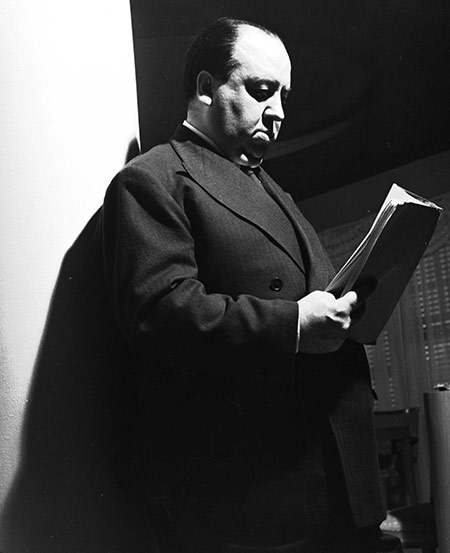 Alfred Hitchcock, c.1930s