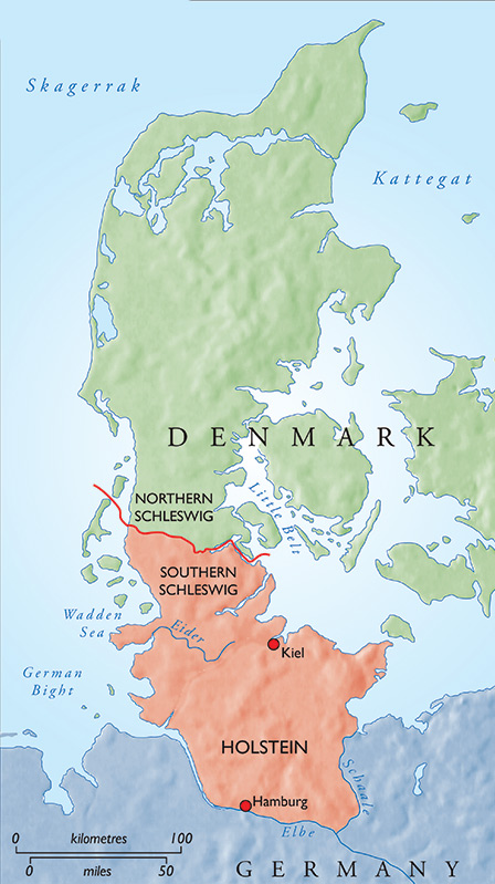 1864: Germany, Denmark and the Rise of the Nation State | History Today