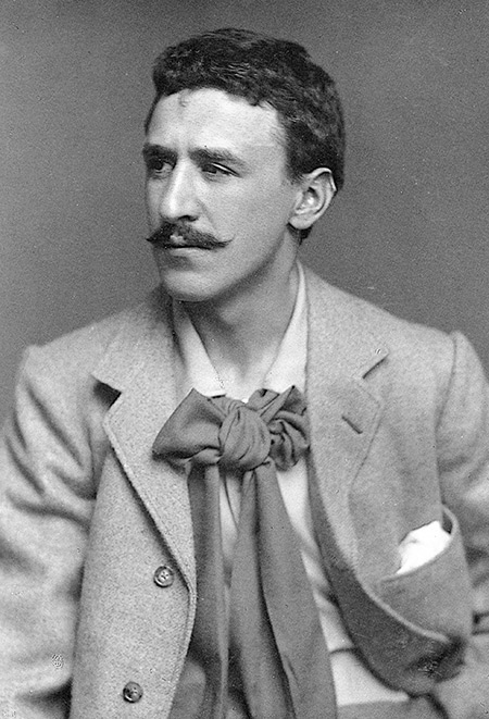 Charles Rennie Mackintosh, c.1893.