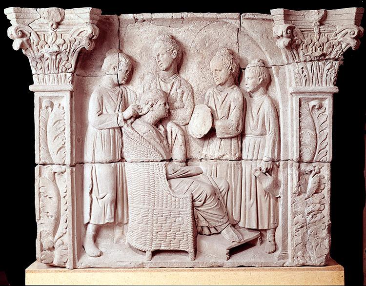 How vain were the Romans?