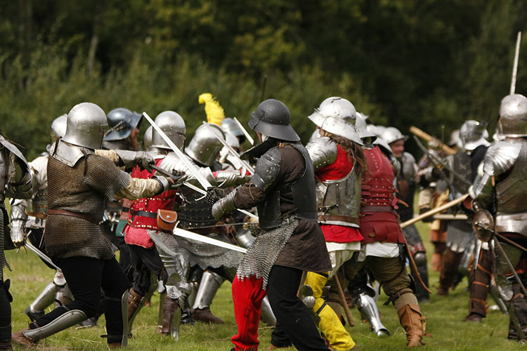 Herstmonceux Medieval Festival © Andrew Campbell Photography