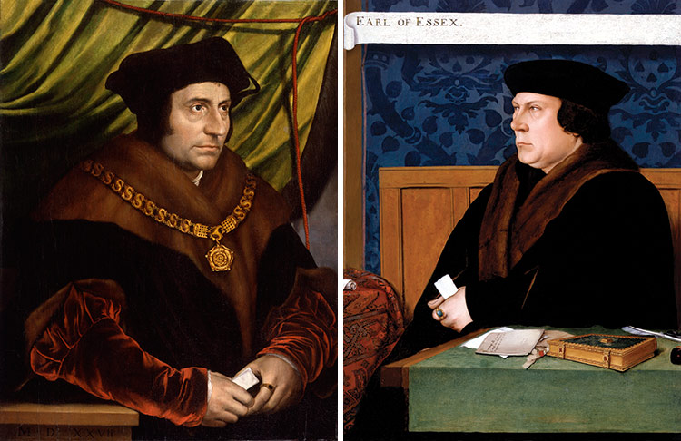 No More Heroes: Thomas Cromwell and Thomas More