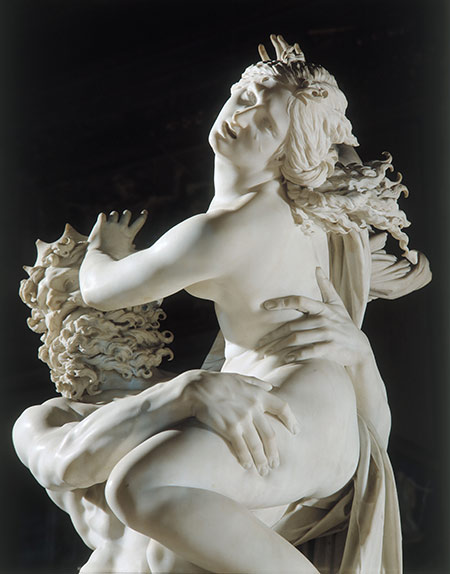 'The Rape of Proserpina by Pluto', Gian Lorenzo Bernini, 1621