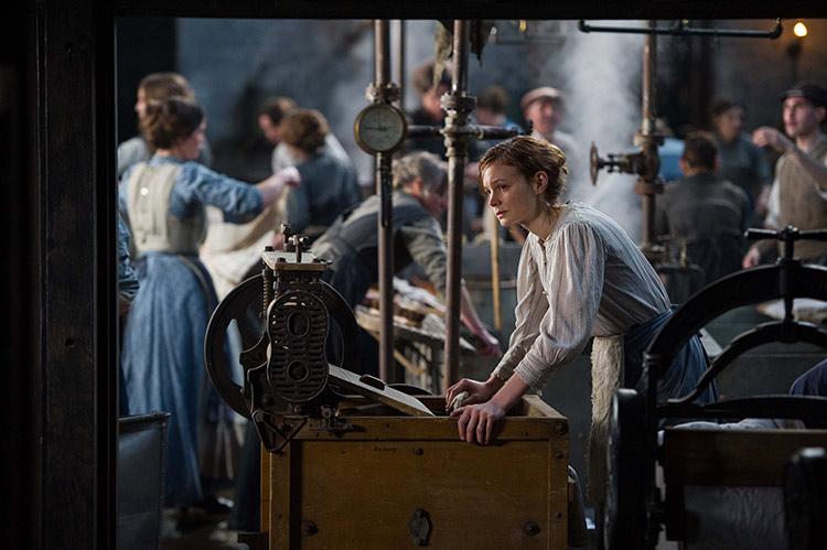 Scene from 'Suffragette'