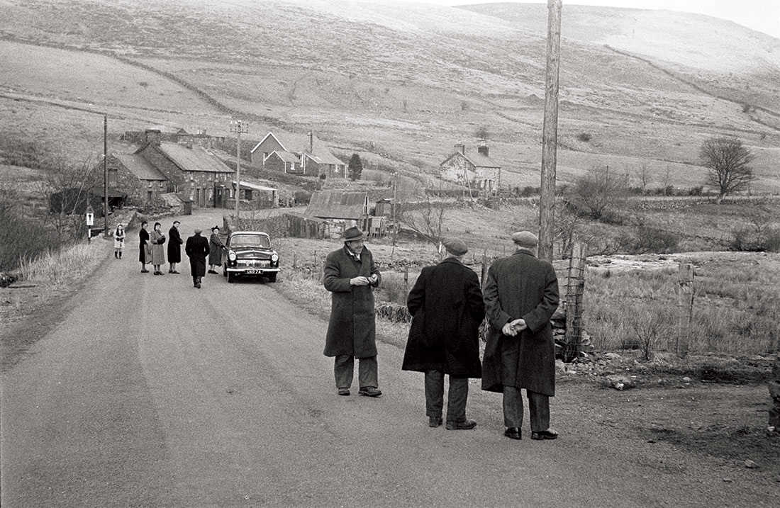 'The Valley that Waits for Drowning or Reprieve': Capel Celyn, Merionethshire, 27 February 1957.
