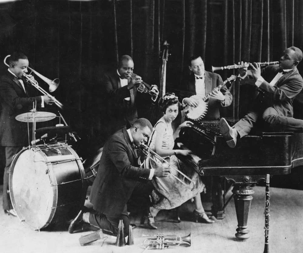 King Oliver and his Creole Jazz Band, Chicago