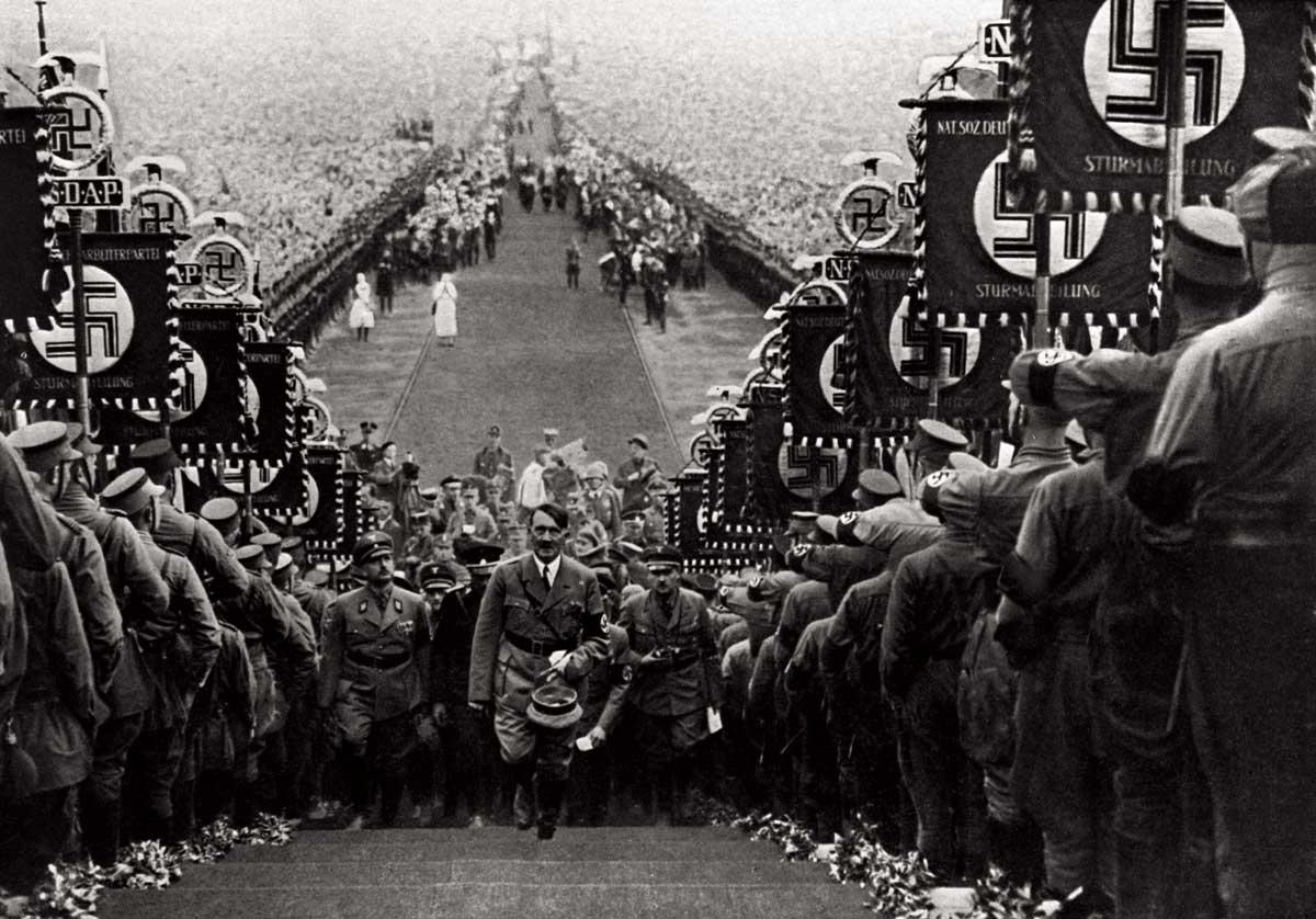Nazis history