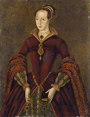The Streatham Portrait, discovered at the beginning of the 21st century and believed to be a copy of a contemporary portrait of Lady Jane Grey