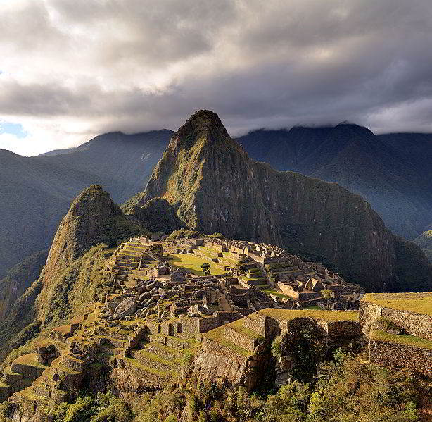 Machu Picchu today. Photo / Martin St-Amant