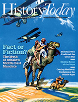 Cover of the May issue