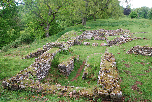 A model for Middle Earth: Roman remains at Lydney