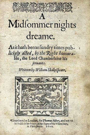 a Midsummer Night s Dream As a Romantic Comedy Free Essays
