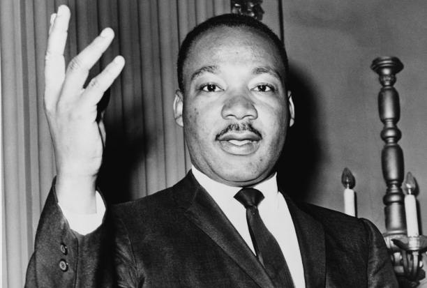 Martin Luther King, Jr. in 1964