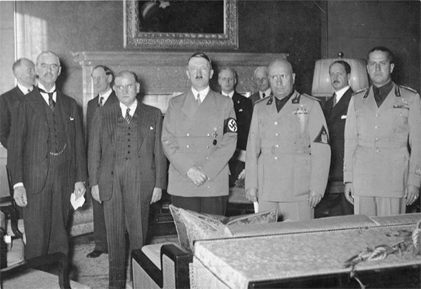 The Munich Conference History Today