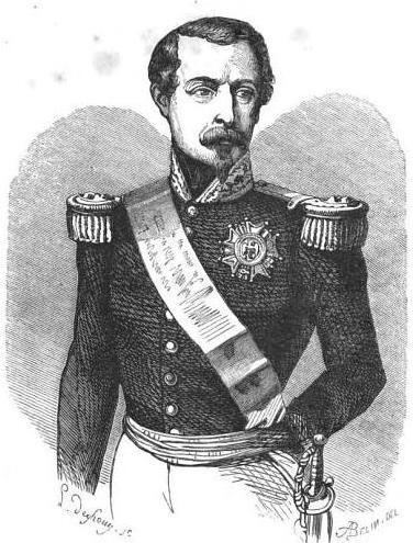 Louis-Napoléon in 1852