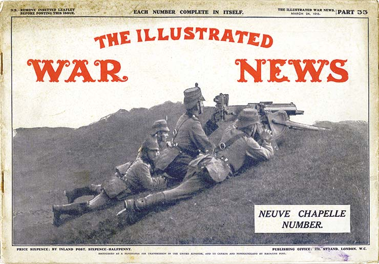 The Illustrated War News, March 24th, 1915.