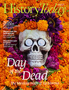 November issue of History Today