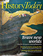 October issue of History Today