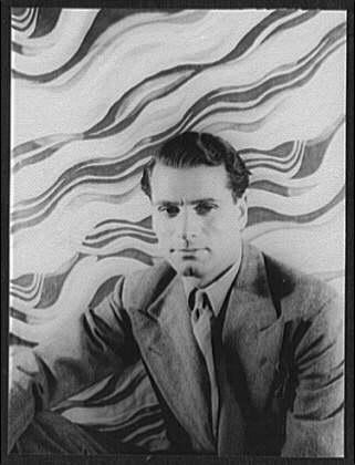 Portrait of Laurence Olivier. Van Vechten, Carl, 1880-1964. Library of Congress