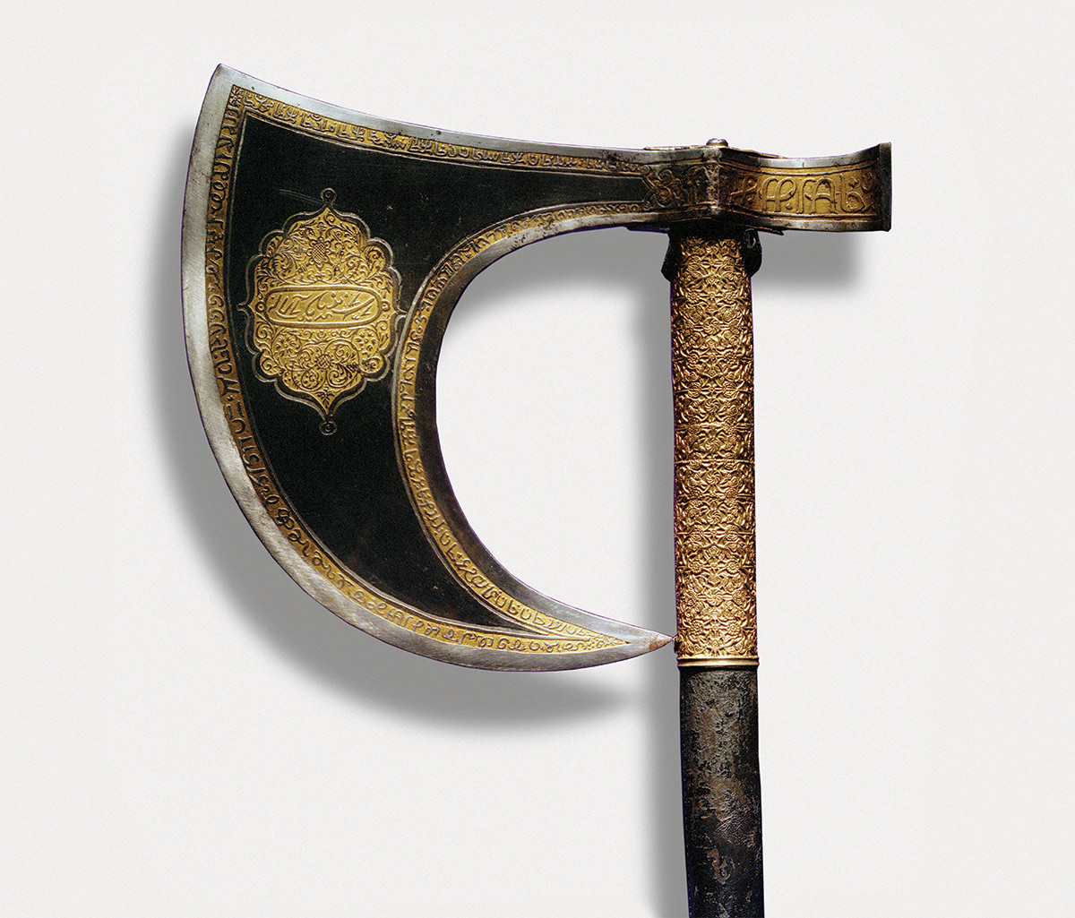 Hatchet of Mehmed III, c.1600.