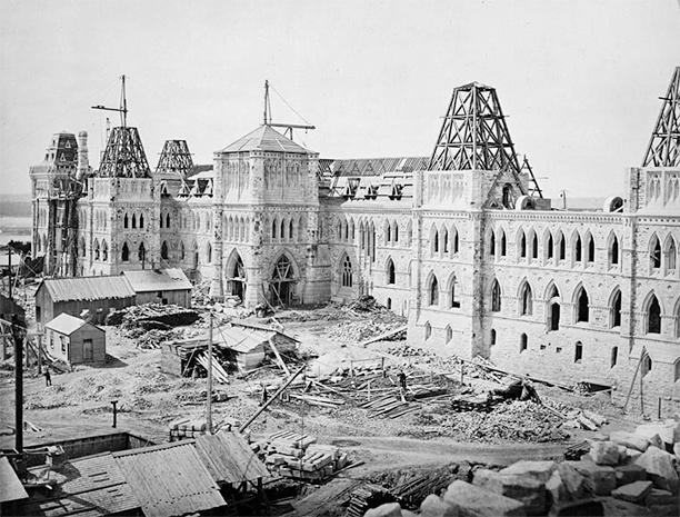 Ottawa Chosen As Canadian Capital History Today