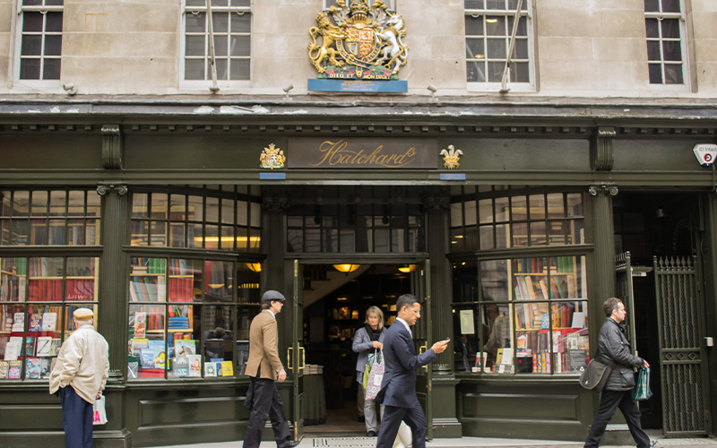 History Today at Hatchards