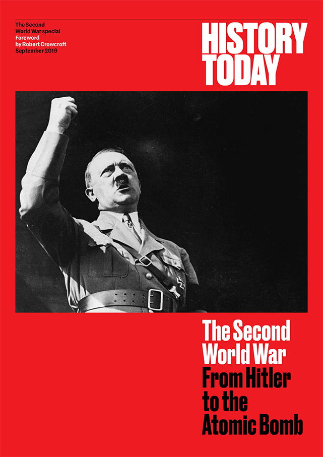 The Second World War. From Hitler to the Atomic Bomb ebook