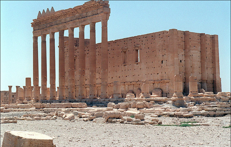 The Temple of Bel, 2001