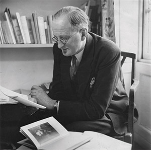 Sitting in judgment: Nikolaus Pevsner, 1961