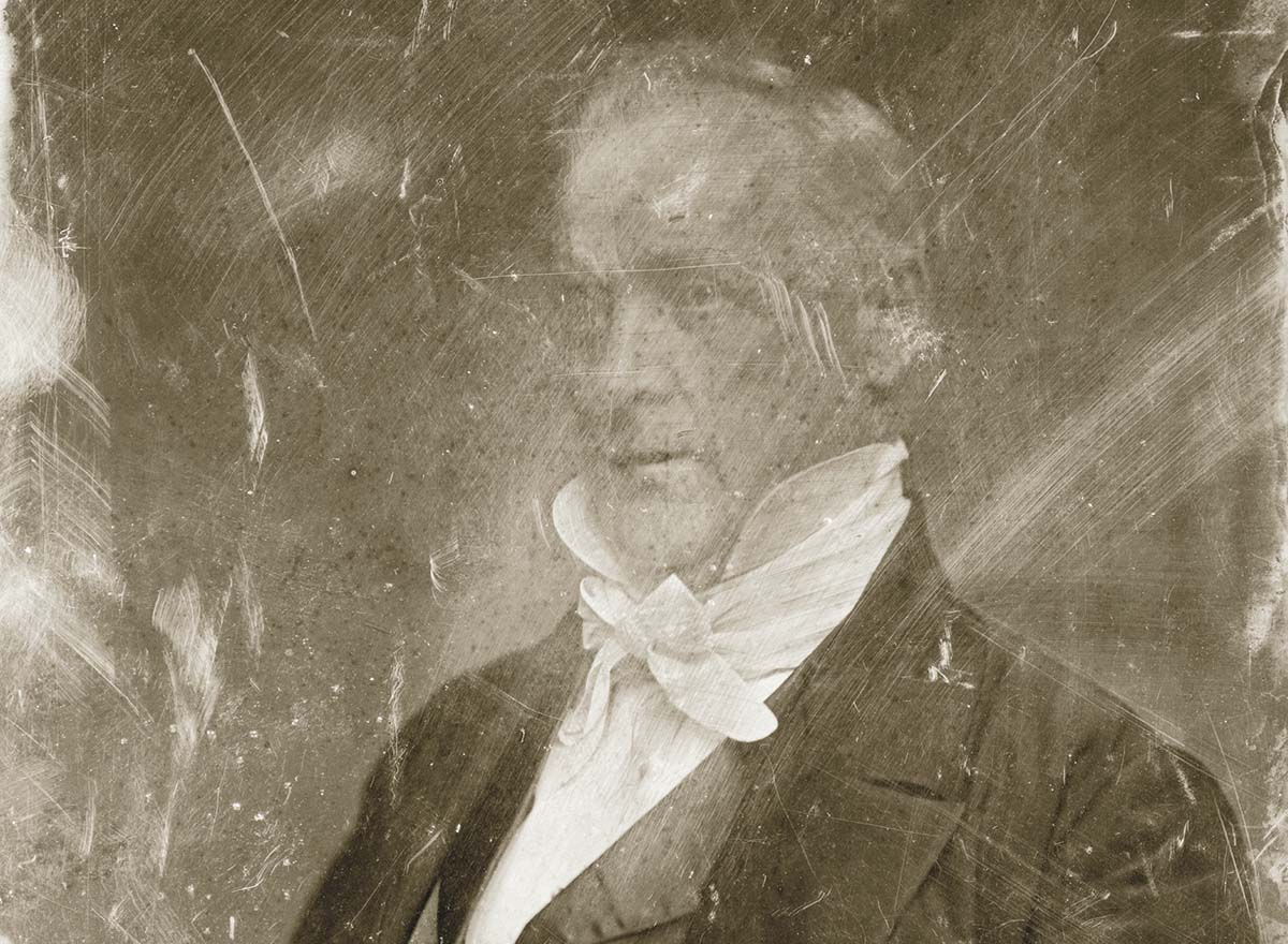 James Buchanan, c.1850. Courtesy Library of Congress, Washington DC.
