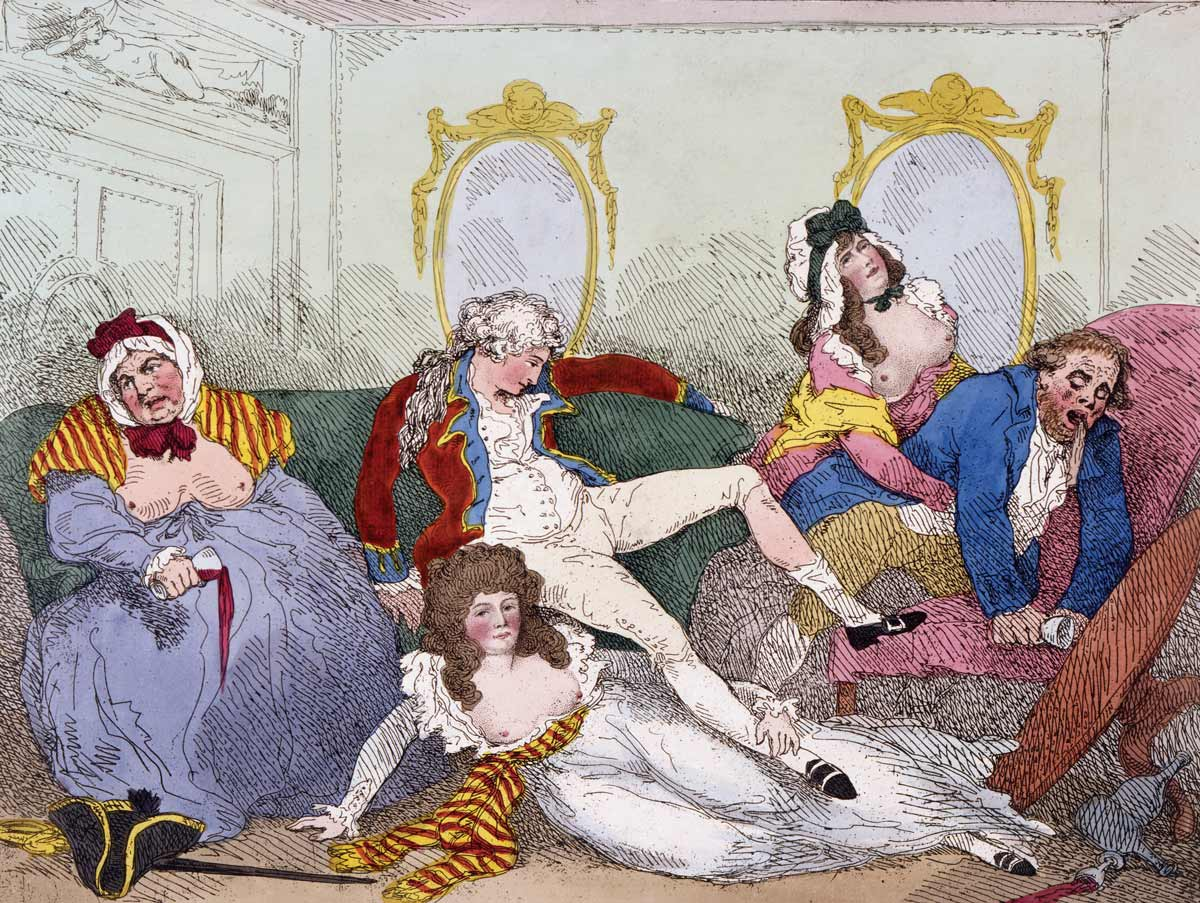 The Unrefined Regency