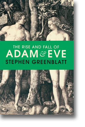 Front cover of The Rise and Fall of Adam & Eve.