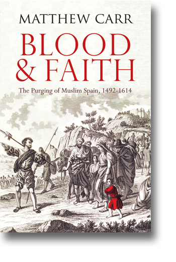 Front cover of Blood and Faith.