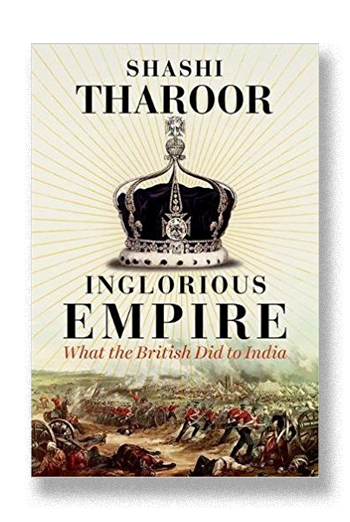 Front cover of Inglorious Empire