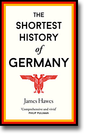 Front cover of The Shortest History of Germany.