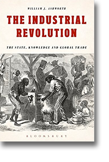Front cover of The Industrial Revolution