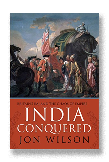 Front cover by India Conquered