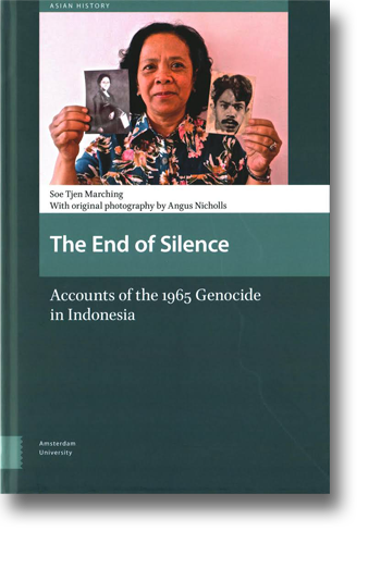 Front cover of The End of Silence
