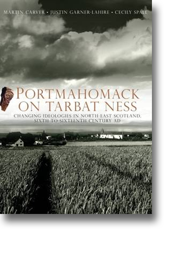 Front cover of Portmahomack on Tarbat Ness.