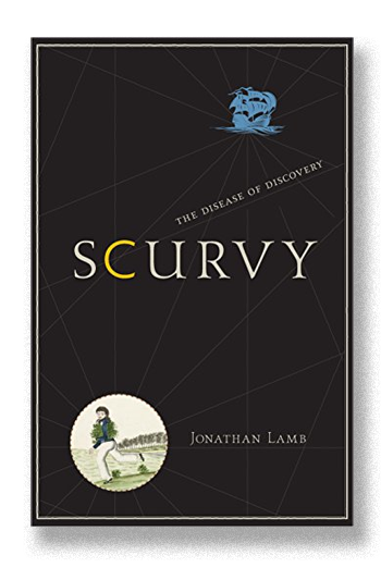 Front cover of Scurvy