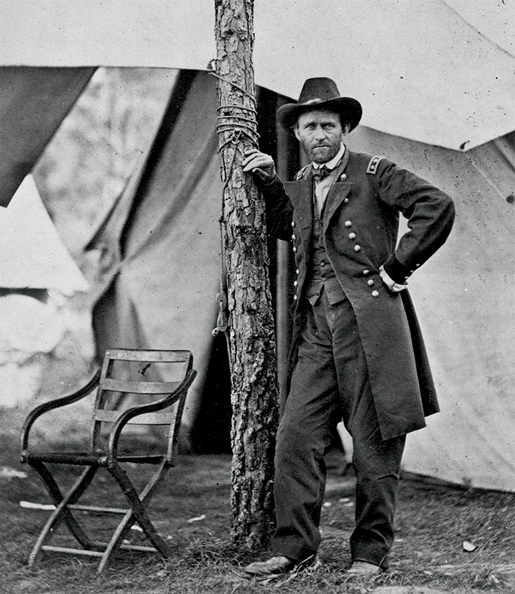 Defeat into victory: Grant after the battle of Cold Harbor, June 1864