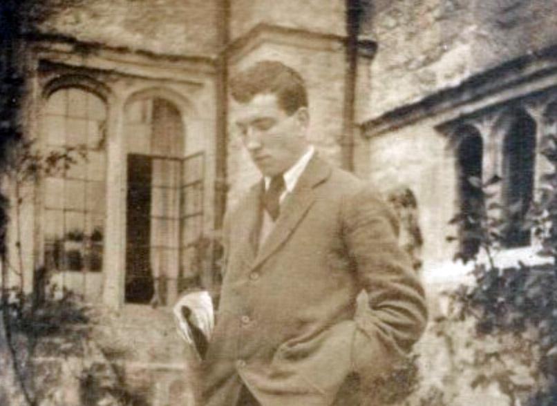 Robert Graves in 1920