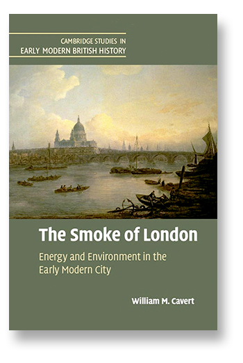 Front cover of The Smoke of London