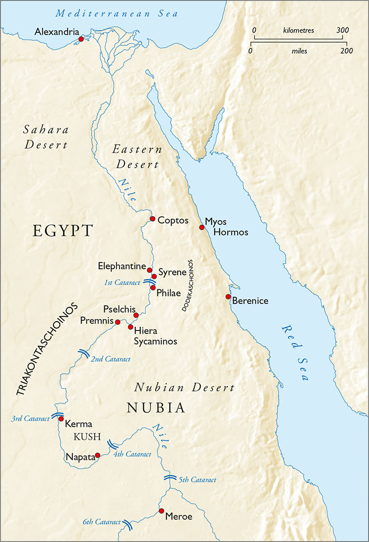 Desert Legions The Romans in Africa  History Today
